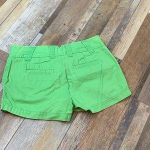 J. Crew Shorts - J.crew Green Chino Shorts   122